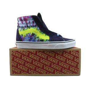 Vans SK8-HI Mysterioso Tie Dye Skate Sneakers